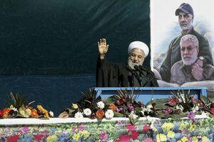 فیلم/ روحانی: موشکباران عینالاسد خواست مردم بود