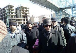 عکس/ حضور سرلشکر باقری در راهپیمایی
