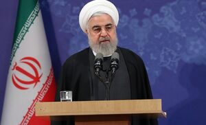 فیلم/ واکنش روحانی به احتمال تغییر ترکیب مجلس بعدی