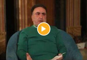 پایان دروغ ۲۵ ساله تاجزاده +فیلم