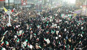 بازتاب گسترده راهپیمایی ۲۲ بهمن در رسانه های عربی