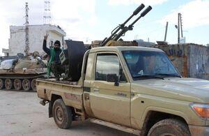 ارتش سوریه حمله شدید تروریستها در غرب سراقب را دفع کرد