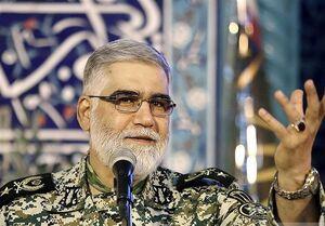 امیر پوردستان: نیروهای مسلح ایران هیچگاه غافلگیر نمیشوند