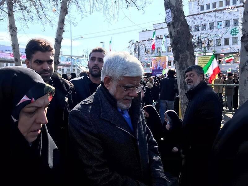 محمدرضا عارف، نماینده مردم تهران در مجلس شورای اسلامی