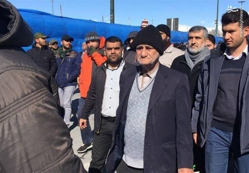 سردار حاجی زاده، فرمانده کل نیروی هوافضای سپاه