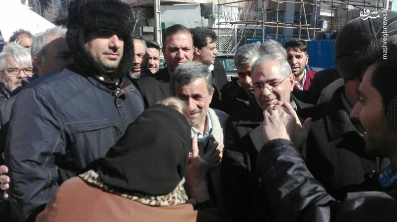 محمود احمدینژاد، رئیس جمهور سابق و عضو مجمع تشخیص مصلحت نظام