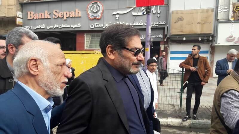علی شمخانی، دبیر شورای امنیت ملی