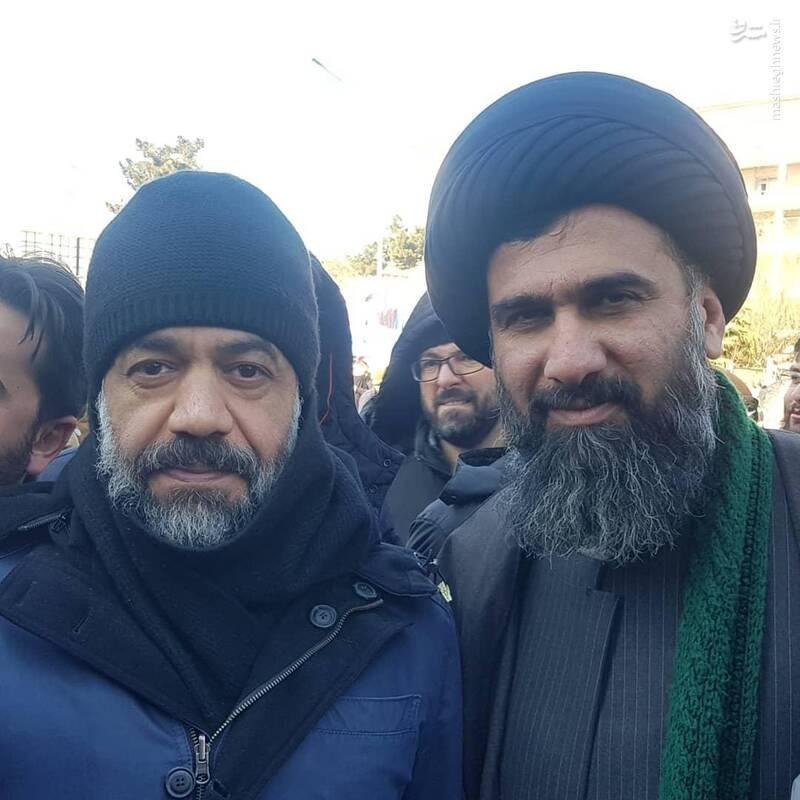 محمود کریمی، مداح اهل بیت