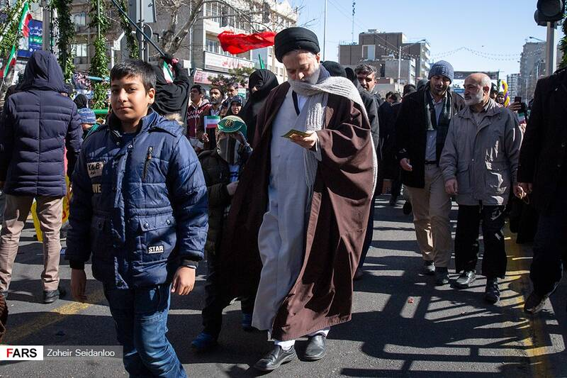 حجتالاسلام سید مصطفی خامنهای، فرزند ارشد رهبر انقلاب