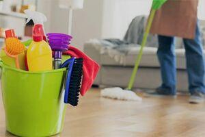 تمیز کردن و برق انداختن خانه با جوش شیرین