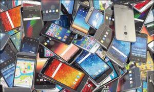 فروش کیلویی گوشیهای سرقتی!