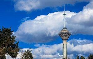 دمای تهران افزایش مییابد