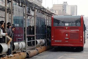 وعده ۱۰ ساله دولت برای خرید اتوبوس شهری محقق نشده است