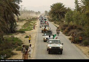 عکس/ جهادگران گمنام در سیستان و بلوچستان