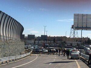 فیلم/ نخستین خودروها در آزادراه تهران-شمال