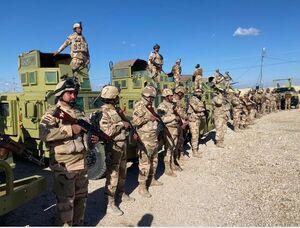 عراق در عملیات «أبطال العراق»، آمریکا را کنار گذاشت