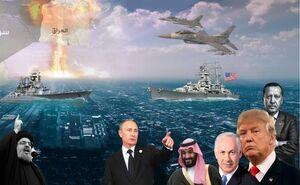 مذاکره دو مرحلهای ایرانیان برای اثبات حق در مواجهه با استکبار / مرحله سوم: قدرتنمایی نظامی ایران قبل از ظهور و جنگ با دشمن غربی و یهود