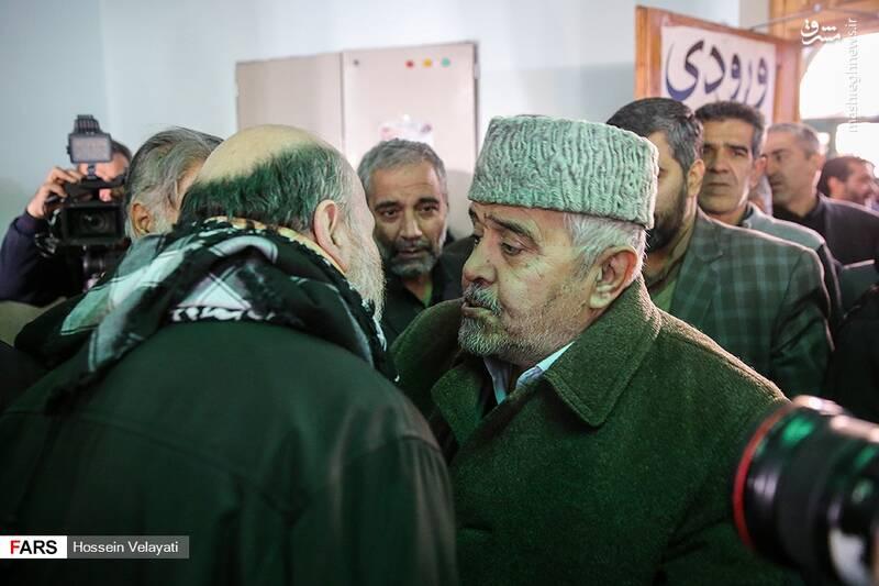 مراسم گرامیداشت شهید مدافع حرم «اصغر پاشاپور»