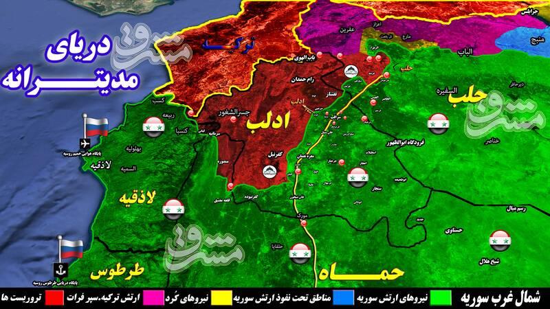مروری بر ۹ روز نبرد سرنوشتساز و حساس در شمال سوریه