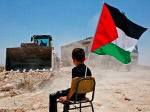 اشغالگری اسراییل فلسطین - کراپشده