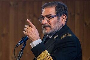 پاسخ شمخانی به سوالی درباره دخالت ایران در امور عراق