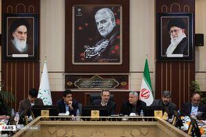 عکس/ نشست ستاد انتخابات استان تهران
