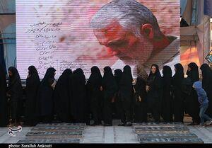 صف عاشقان سردار دلها طولانیتر میشود +عکس و فیلم