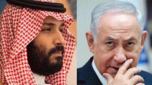 عربستان: برنامهای برای دیدار نتانیاهو و محمدبنسلمان وجود ندارد