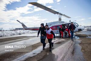 عکس/ امداد رسانی به مناطق برف گرفته گیلان
