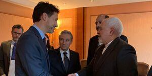 دیدار ظریف و نخست وزیر و وزیر خارجه کانادا در مونیخ
