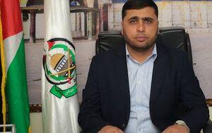 سخنگوی جنبش حماس
