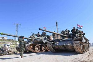 رجزخوانیهای بدون نتیجه اردوغان در شمال سوریه/ پیچیدهشدن طومار تکفیریهای مورد حمایت آنکارا در غرب استان حلب + نقشه میدانی و عکس