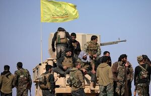 درخواست کُردها از ارتش سوریه