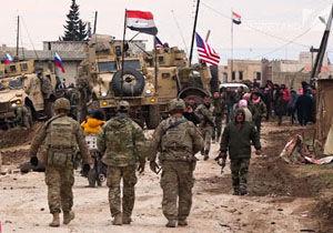 ارتش سوریه و آمریکا