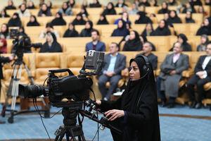عکس/ حضور فیلمبرداران زن در نشست زنان ایرانی