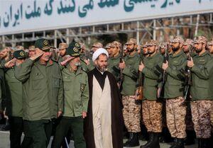 بازگشت سردار فضلی به دانشگاه امام حسین(ع)+عکس