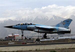 تجهیز میراژهای نهاجا به رادار و تسلیحات ایرانی