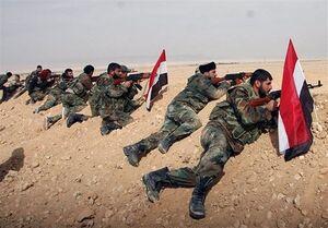 ارتش سوریه در ادلب