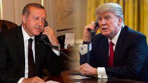 گفتوگوی تلفنی اردوغان و ترامپ درباره ادلب