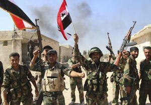 عقبنشینی نیروهای ترکیه از یک مرکز نظامی در شمال سوریه