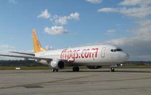 هواپیمای خطوط هوایی ترکیه باز هم دچار سانحه شد+ عکس