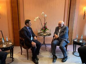 عکس/ دیدار وزرای امور خارجه ایران و کویت