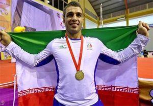 پورشیب اولین طلایی ایران در امارات