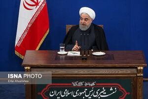 فیلم/ توضیح روحانی درباره شایعه استعفایش