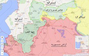 گفتگوی سران ترکیه، روسیه، آلمان و فرانسه در مورد ادلب