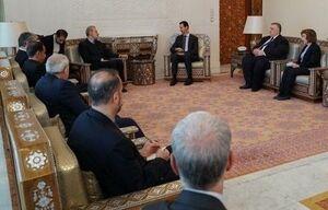 اسد: تروریستها در ادلب سپرانسانی ساختهاند