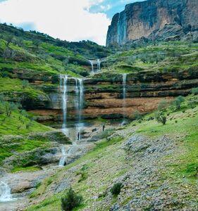 عکس/ آبشار رویایی در دزفول