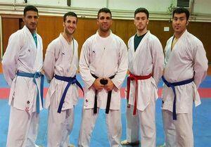 ۵ سهمیه المپیک در دسترس کاراته