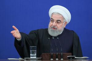 فیلم/ روحانی: پمپئو هر روز مشغول دیوارکشی برای ما است