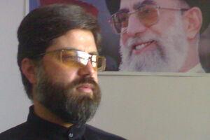 شهید حسین آقادادی - مدافع حرم - کراپشده